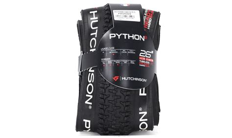 chambre a air vtt 26 pneu hutchinson python 2 race riposte enduro hardskin