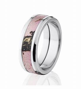 mossy oak pink camo wedding ring woman wedding With pink mossy oak wedding rings