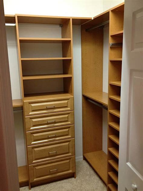bedroom affordable closets