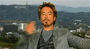 Robert Downey Jr. – Blows Kiss | Gif Finder – Find and ...