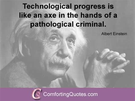 albert einstein quotes  technology quotesgram