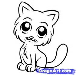 cat drawing easy easy draw cats