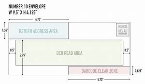 envelope letter size With envelope label size