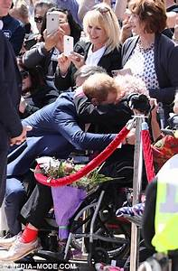 War widow Daphne Dunne, 98, reunites with Prince Harry for ...