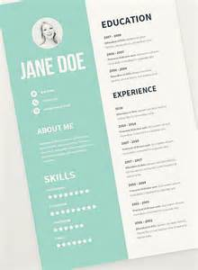 creative resume templates free online free cv resume psd templates freebies graphic design junction
