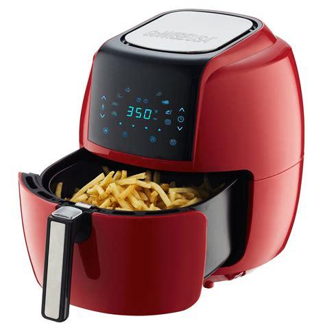 fryer air qt gowise usa xl quart recipes 1700 watt digital recipe chili fryers