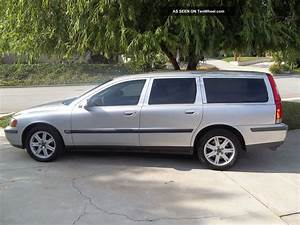 2002 Volvo V70 Wagon Automatic 5 Cylinder So  California