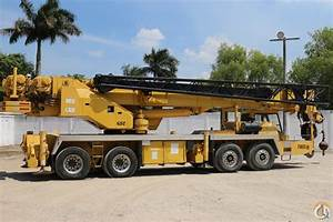 Sold 1997 Grove Tms870 Crane For On Cranenetwork Com