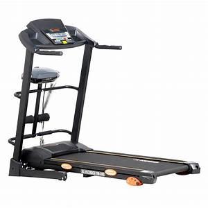 Kobo 2 Hp Motorized Treadmill Vibrator Sit Up Jogger For
