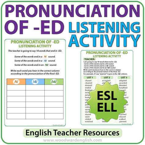 Ed Pronunciation  Esl Listening Activity  Woodward English. Does Medicare Cover Transportation. Storage Units Oceanside Ca Atlas Bail Bonds. Being A Personal Trainer Small Business Laons. Best Colleges For Forensic Science And Criminology Majors. Medicare Creditable Coverage Notice. Compare Reverse Mortgage Lenders. Nursing Care Plan For Urinary Retention. Best Payday Loan Websites Fiu Business School
