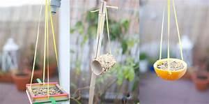 Vogelfutterhaus Selber Machen : diy 3 vogelfutterstationen selbst gemacht ~ Orissabook.com Haus und Dekorationen