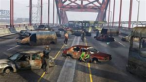 The Zombie Apocalypse Comes To GTA Online With This FPS