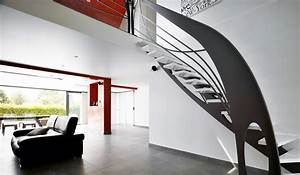 Style Contemporain : la stylique escalier design mobilier contemporain page 3 ~ Farleysfitness.com Idées de Décoration