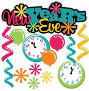 New Years Eve Clock Clip Art New year s eve  New Years Eve Clock Clip Art