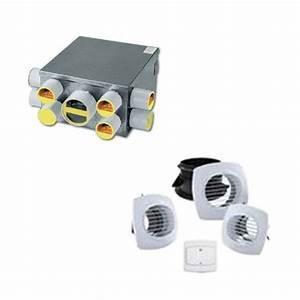 Vmc Simple Flux Autoréglable : pack aerogem gd6 grande maison vmc simple flux ~ Edinachiropracticcenter.com Idées de Décoration
