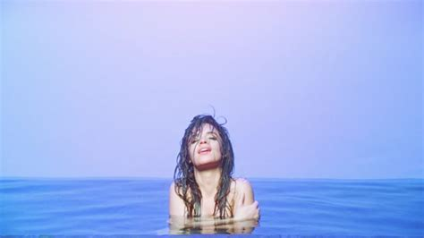 Watch Camila Cabello Shine Her Dazzling Video For