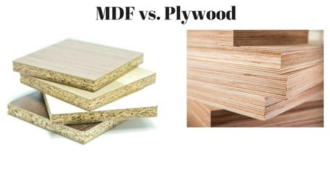 mdf  plywood meaning  structural differencesnewsingeneral