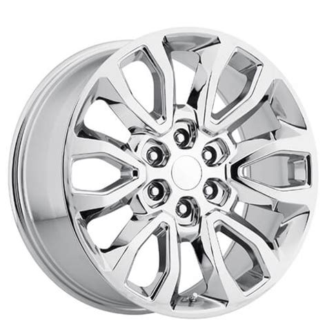 ford  raptor wheels chrome oem replica rims oem