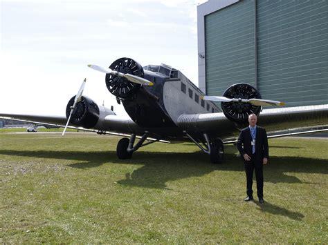 Rare Junkers JU52 at this summer's Oshkosh — General ...