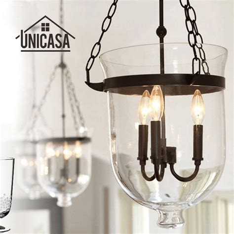 glass pendant lights black metal industrial lighting