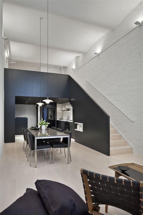 cuisine moderna decoración de interiores de apartamento pequeño diseño
