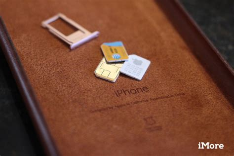 do iphones sim cards what is a sim card and what does it do imore