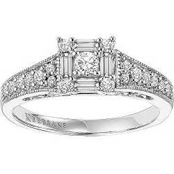 keepsake wedding rings keepsake sincerity 1 2 carat t w 14kt white gold engagement ring wedding engagement