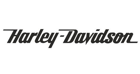 harley davidson logo vector  vector cdr