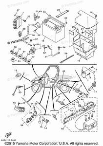 Yamaha Side By Side 2006 Oem Parts Diagram For Electrical