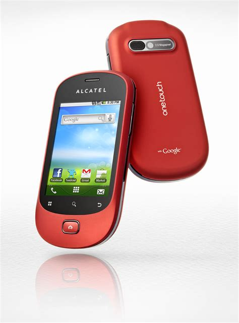 alcatel  touch   smartphone barato  sencillo