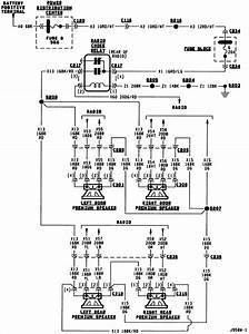 2000 Dodge Dakota Speaker Wire Diagram