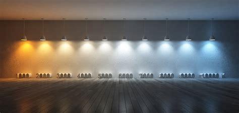 led color temperature explained polar led lighting