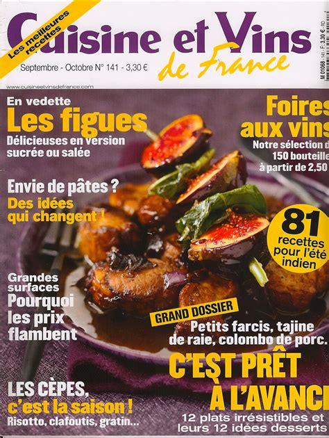 cuisine et vins de abonnement cuisine et vins