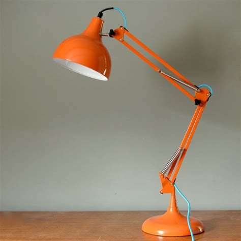 clementine angled desk lamp   forest  notonthehighstreetcom