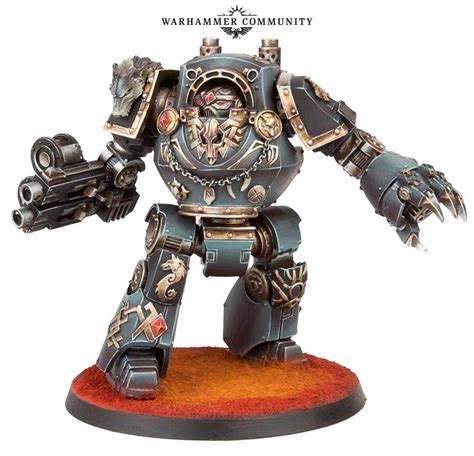 Horus Heresy Weekender: More Minis! - Bell of Lost Souls