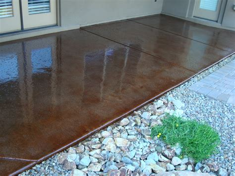 Photo Gallery Floor Coating And Stained Concrete Dreamcoat