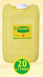 Bidon Alimentaire 20l : bidon huile alimentaire ~ Edinachiropracticcenter.com Idées de Décoration