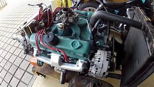 Chrysler 318 Cui Engine