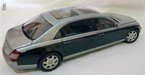 Room for four plus some gear. Maybach 62 LWB (Long Wheel Base) - DX Sedan | Coupe | Convertible - DiecastXchange.com Diecast ...