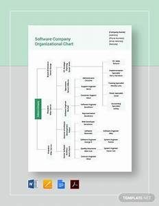 Sample Organizational Chart For Manufacturing Company Pdf Free 13 Sample Company Organization Chart Templates In