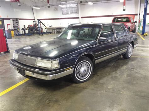 1988 Buick Park Avenue by 1988 Buick Electra Park Avenue Sedan 4 Door 3 8l For Sale