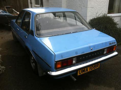 vauxhall cavalier mk1 gl classic cars