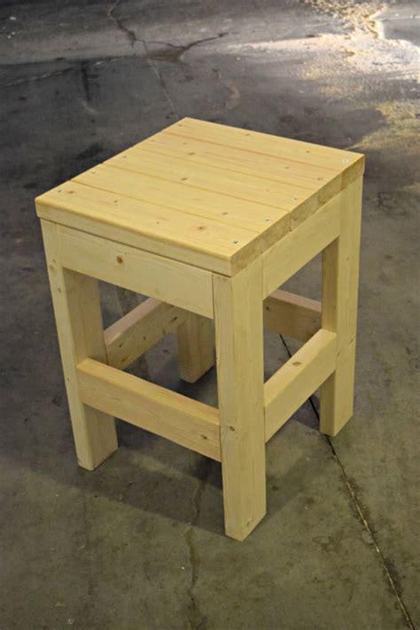 diy shop stool quick easy tutorial todays creative