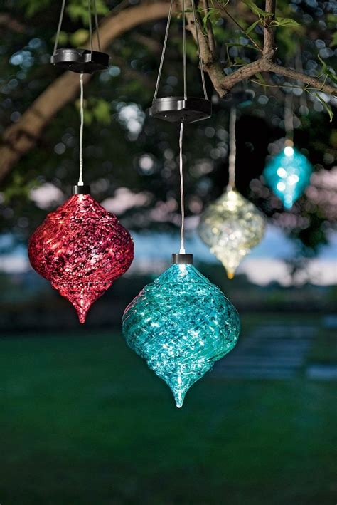 large outdoor christmas ornaments lisamaurodesign
