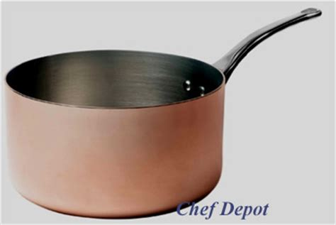 copper pots copper pans copper molds flambe pan copper cookware gourmet tri ply layered