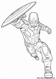Best Captain America Coloring Pages Ideas And Images On Bing