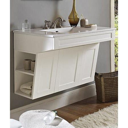 Ada Cabinets by Fairmont Designs Shaker 36 Quot Wall Mount Ada Vanity Polar