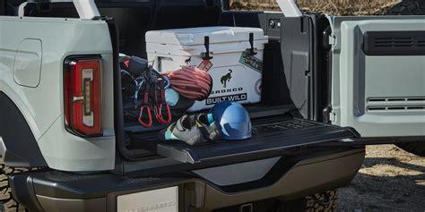 Download Ford Bronco Wildtrak Interior  Pics