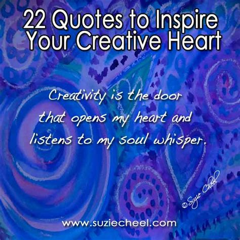quotes  inspire  creative heart