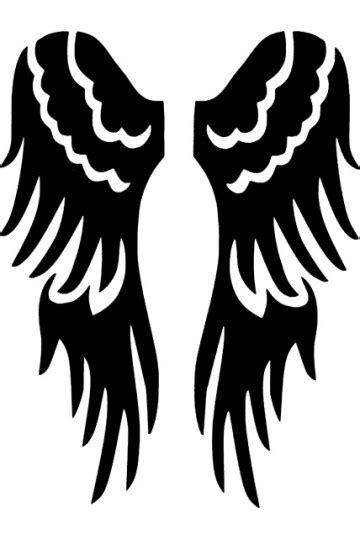 aile d ange tatouage pochoir tatouage temporaire ailes d ange diffusion